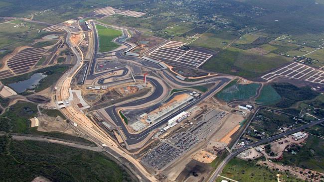 Austin ospiterà il terzo round della MotoGp 2013