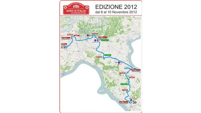 Annullate le tappe siciliane del Giro d'Italia