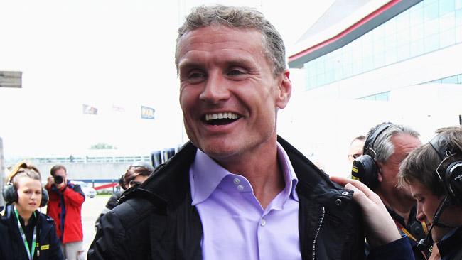 David Coulthard annuncia il suo ritiro dalle corse