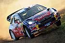 Italia, PS3: Loeb fermo, Hirvonen ne approfitta
