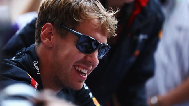 La leadership non cambierà l'approccio di Vettel