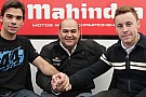 Mahindra ingaggia Vazquez ed Oliveira per il 2013