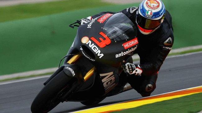Pasini e Corsi promuovono la Speed Up a Valencia