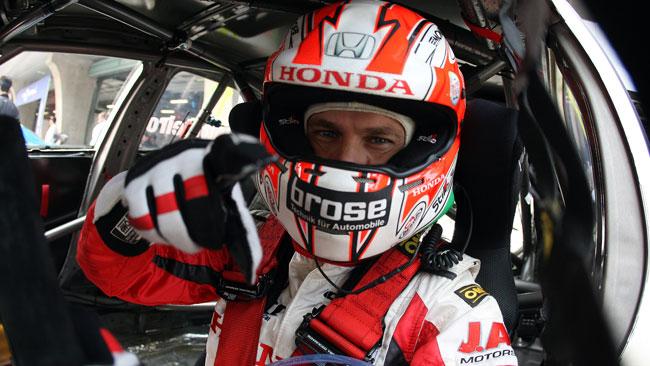 Macao, Test: primo acuto della Honda con Monteiro