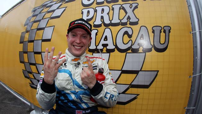 Macao: Menu vince gara 2, ma Huff è campione!