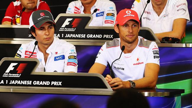 Button prevede un avvio difficile per Perez in McLaren