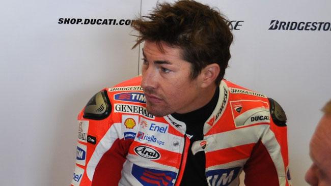 Jerez, Day 3: solo Hayden in pista sul bagnato