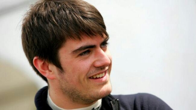 Jack Harvey sale in GP3 con la Lotus