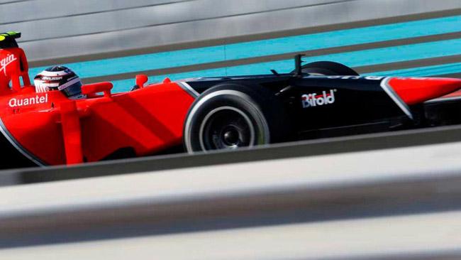 La Marussia annuncia l'ingaggio di Max Chilton