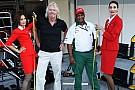 Branson onorerà la scommessa persa con Fernandes