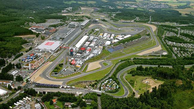 Calendario F.1: Ecclestone vuole il Nurburgring