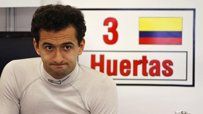 Carlos Huertas passa alla Carlin