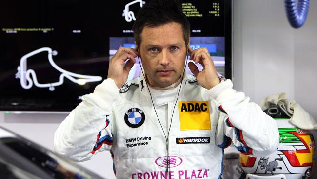 Priaulx alla 24 Ore di Daytona con una BMW