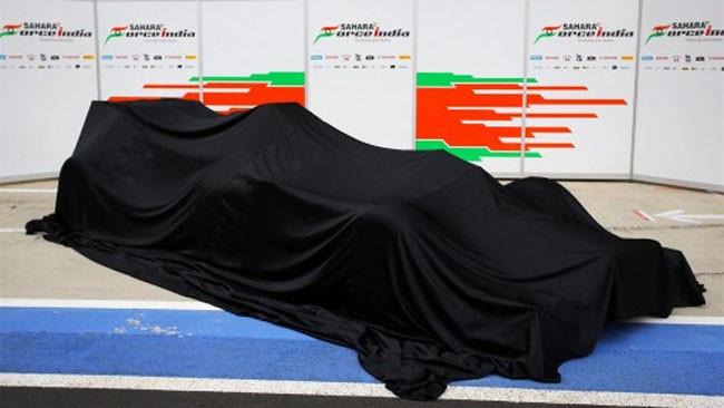 La Force India sarà la prima a scendere in pista