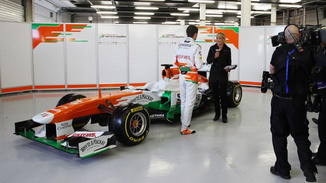 Force India: non c'è fretta di scegliere il secondo pilota