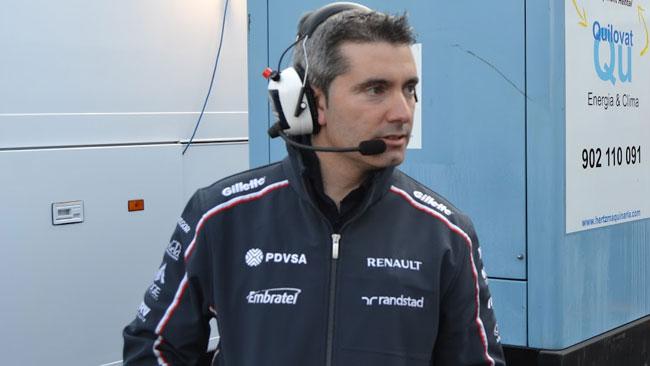 Williams: Pujolar nuovo responsabile degli ingegneri