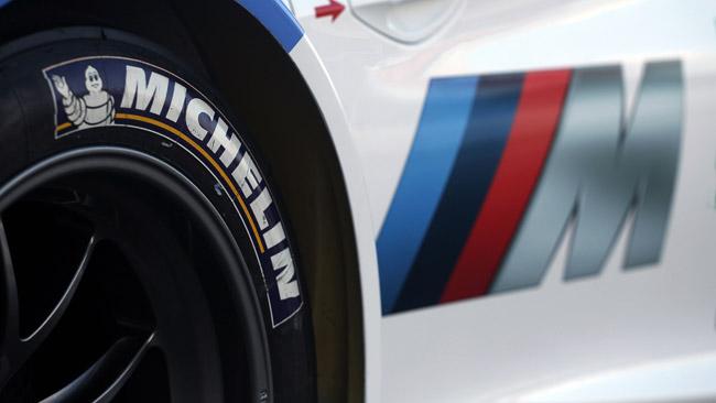 Accordo BMW-Michelin per ALMS e Nurburgring
