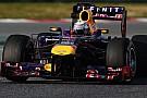 Barcellona, Day 1, Ore 16: Vettel primo, Alonso terzo