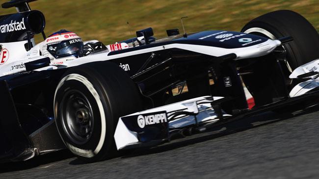 Barcellona, Day 3, Ore 15: sulla Williams sale Bottas