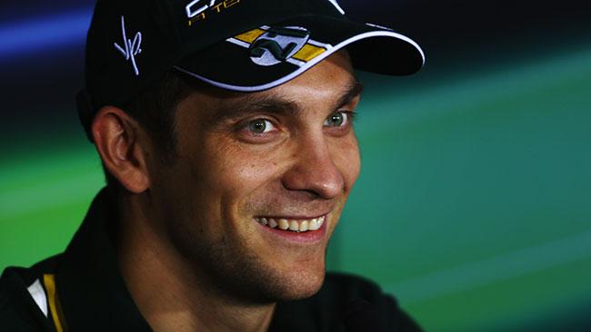 Vitaly Petrov già a caccia di un volante per il 2014