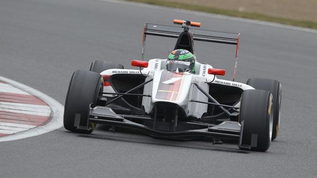 Conor Daly torna in GP3 con la ART Grand Prix
