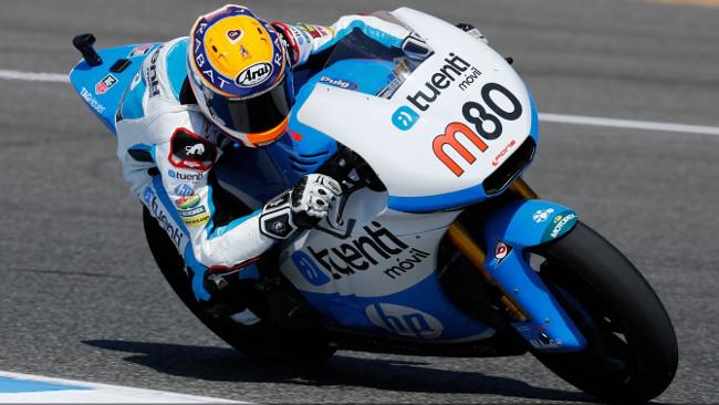 Esteve Rabat senza rivali a Jerez
