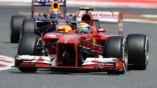 Massa e Gutierrez penalizzati di tre posizioni!