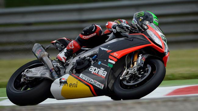 Monza, Gara 2: Laverty risponde a Melandri