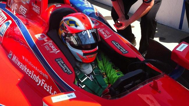 Indy 500, Libere 4: James Hinchcliffe il più veloce