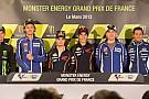 Spagnoli protagonisti in conferenza a Le Mans