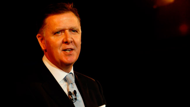 Mike O'Driscoll nominato nuovo CEO della Williams