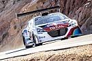 Loeb velocissimo nei primi test della Pikes Peak