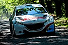 La Peugeot 208 T16 apripista all'Ypres Rally