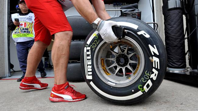 La Pirelli annuncia le mescole per i prossimi 3 Gp