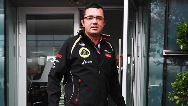 Boullier vede la Lotus pronta per tornare al top