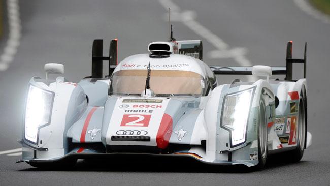Le Mans, Libere: Duval guida la tripletta Audi