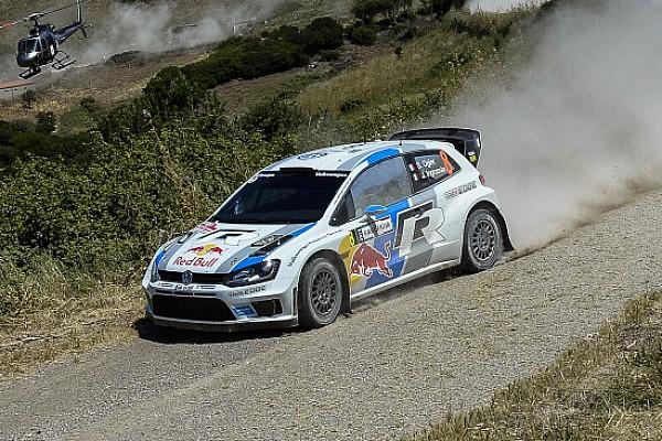 Sébastien Ogier domina il Rally d'Italia