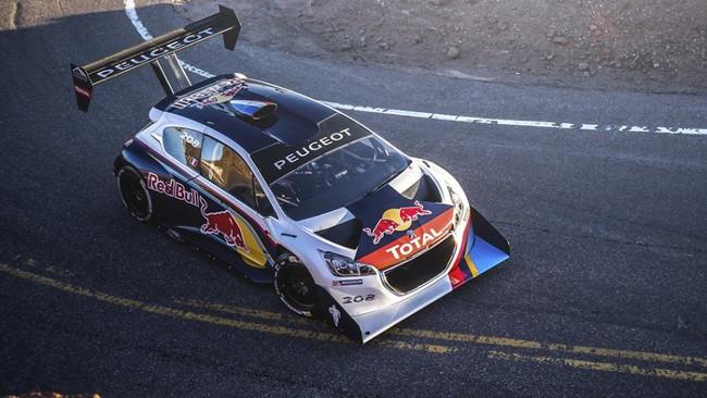 Loeb domina le qualifiche della Pikes Peak