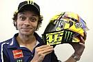 AGV lancia la replica del casco di Valentino Rossi