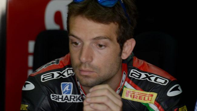 Sylvain Guintoli in dubbio per le gare di Mosca