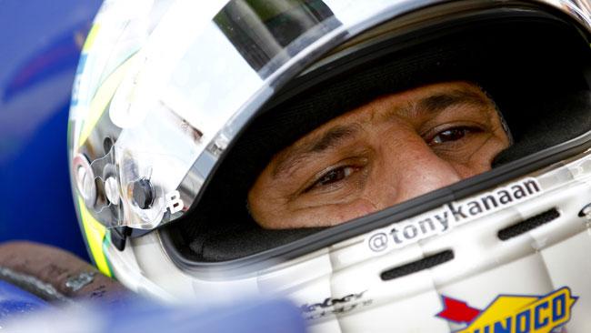 Tony Kanaan al via ad Indianapolis con Ganassi
