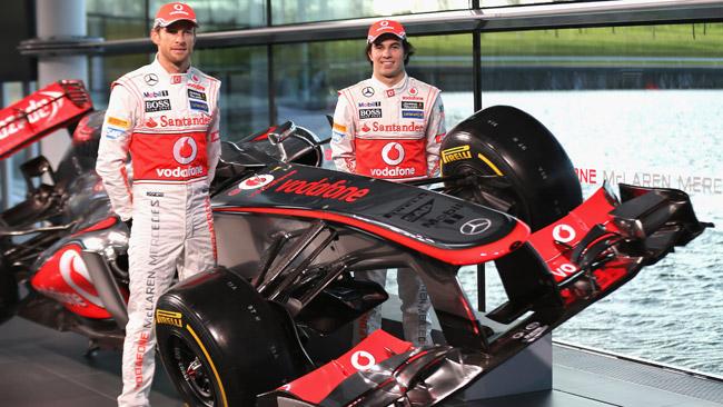 La McLaren non vuole cambiare i suoi piloti nel 2014