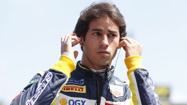 Felipe Nasr in lizza per un posto alla Toro Rosso
