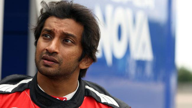 Quarta pole consecutiva  per Narain Karthikeyan