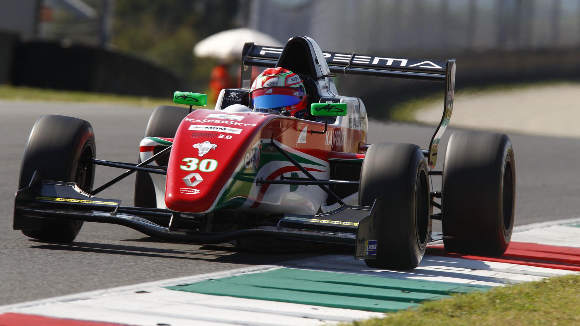 Pole position per Antonio Fuoco al Mugello