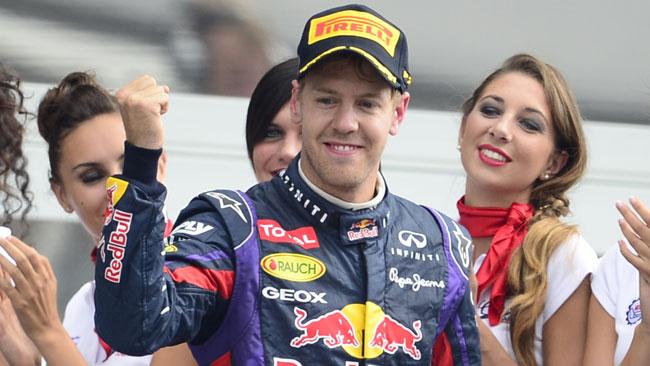 Vettel non proverà le Pirelli 2014 a Barcellona