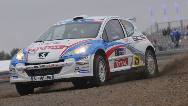 Polonia, PS1: Bouffier leader, Robert Kubica 8°