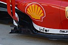 Ferrari: c'è la pinnetta di matrice Lotus e Sauber