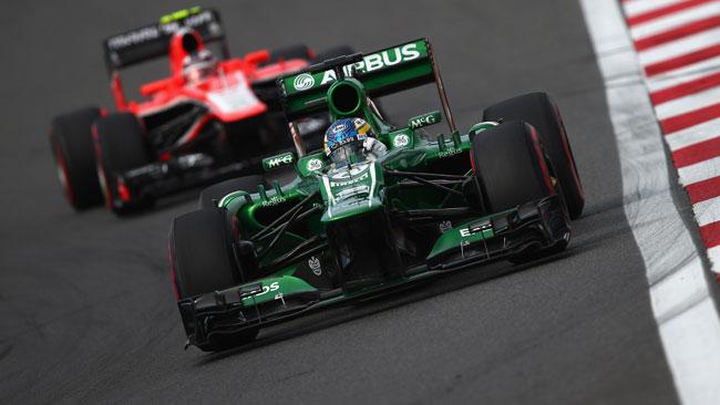 Bianchi e Pic penalizzati in griglia a Suzuka