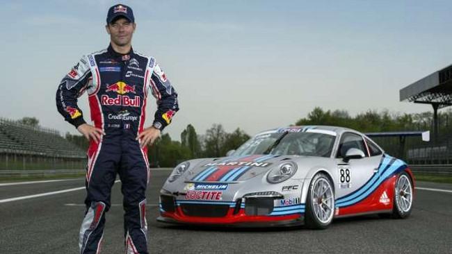 Loeb al via a Macao nella Porsche Carrera Cup Asia
